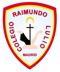Escudo colegio Raimundo Lulio