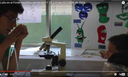 El Raimundo Lulio en el Finde Científico del MUNCYT