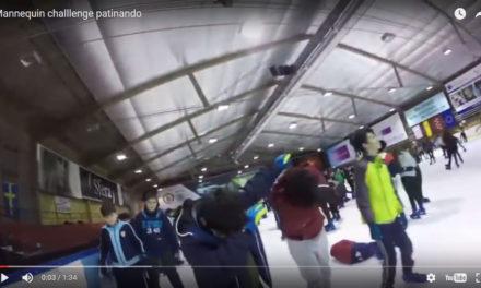 Mannequin Challenge en el patinaje, Curso 16/17