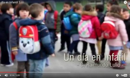 Un día en Infantil, jornada puertas abiertas marzo 2017