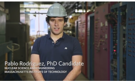 Nuestro alumno Pablo Rodriguez Fernandez, Ingeniero de la MIT