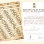 Gran cruz de la Orden del 2 de mayo